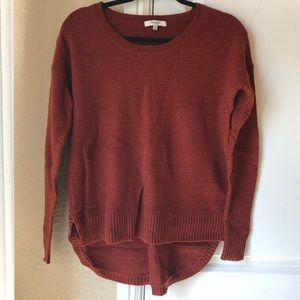 NWOT MADEWELL Sweater